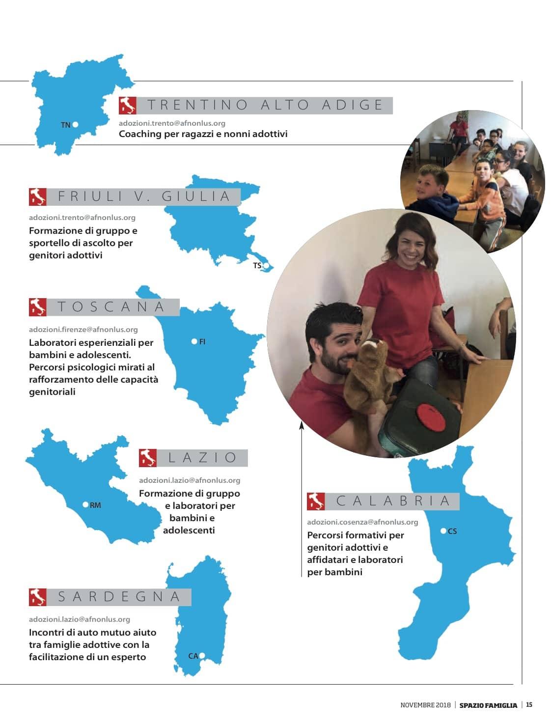 a41ddde1c7 Per fare cultura, sostegno, rete e' prevista l'apertura dello sportello  famigliedicuore, ormai diffuso in diverse regioni dell'Italia.