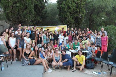 gruppo partecipanti