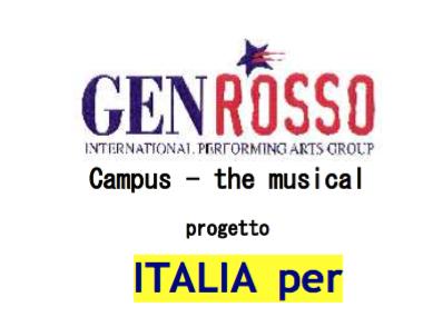 Gen rosso Italia per