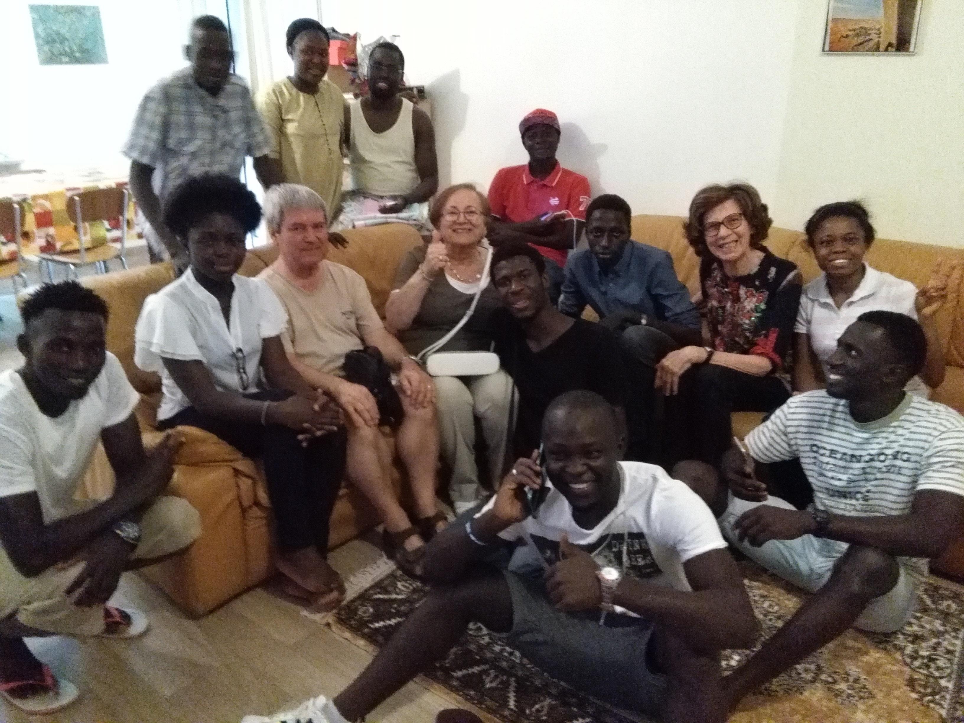 Rifugiati, l\'accoglienza a Verona si fa casa - focolaritalia.it